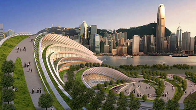 World's Largest Underground High Speed Rail Station