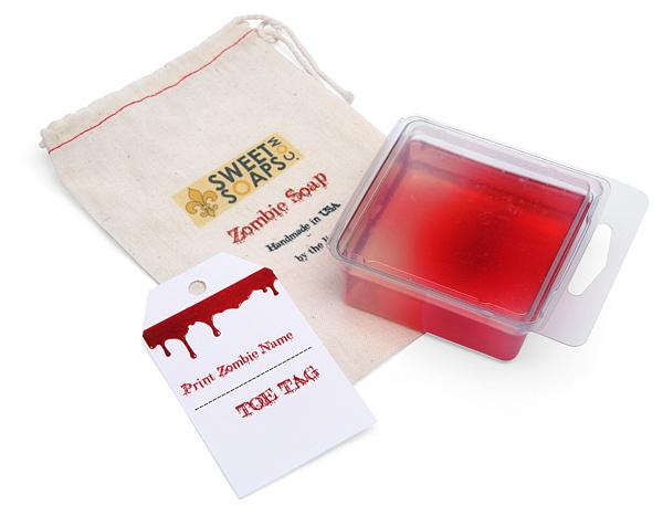Zombie Soap01