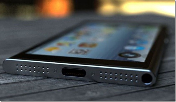 Future technology Concept iPhone 6 by Federico Ciccarese