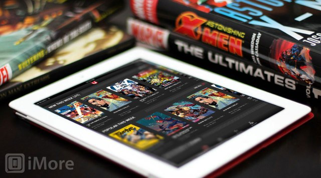 Marvel Unlimited brings 70 years of back catalog comics to iPhone and iPad
